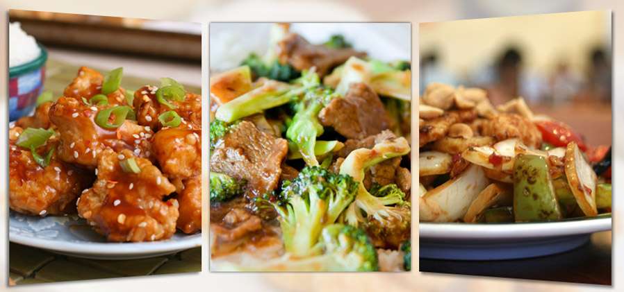 chinese food banner design - photo #13